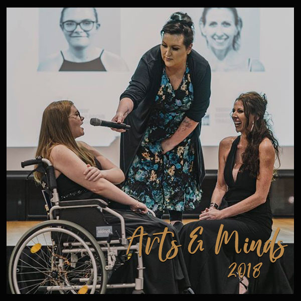 Arts Supporting Mental Heath Awareness Tracie Eaton