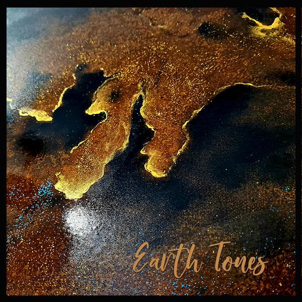 Earth Tones Paintings