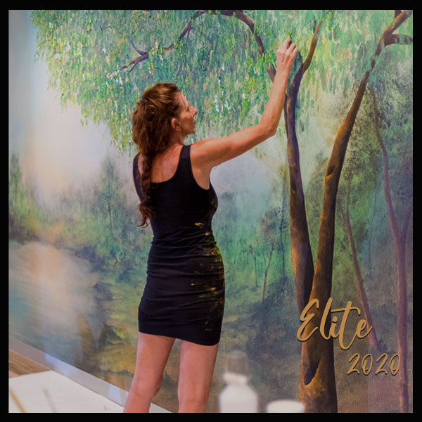Live Art & Mural Painting